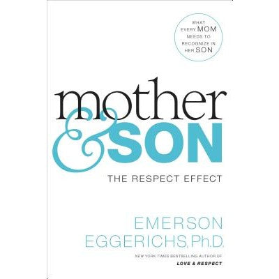 ROCKONLINE | New Creation Church | NCC | Joseph Prince | ROCK Bookshop | ROCK Bookstore | Star Vista | Mother & Son: The Respect Effect | Motherhood | Parenting | Emerson Eggerichs | Free delivery for Singapore Orders above $50.