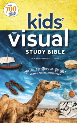 NIV Kids' Visual Study Bible (Hardcover)