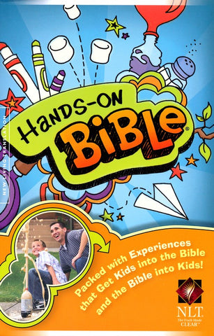 NLT Hands-On Bible (Hardcover)