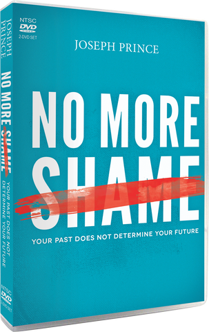 No More Shame—Your Past Does Not Determine Your Future (DVD Album)
