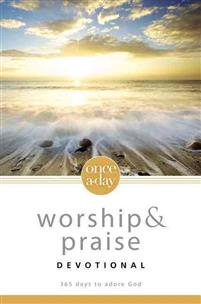 ROCKONLINE | New Creation Church | NCC | Joseph Prince | ROCK Bookshop | ROCK Bookstore | Star Vista | Once-A-Day Worship And Praise Devotional | Free delivery for Singapore Orders above $50.