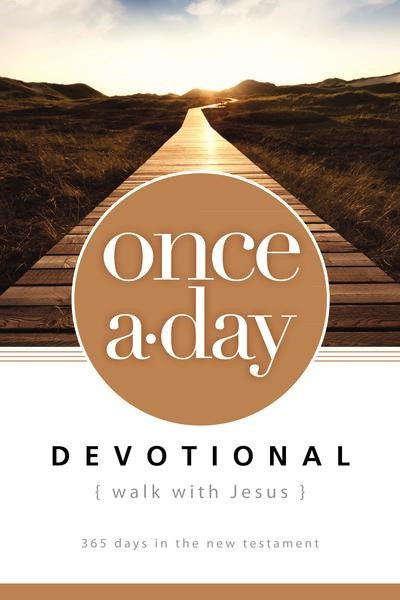 ROCKONLINE | New Creation Church | NCC | Joseph Prince | ROCK Bookshop | ROCK Bookstore | Star Vista | Once-A-Day Walk With Jesus | Devotional | Free delivery for Singapore Orders above $50.