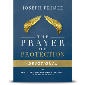 ROCKONLINE | New Creation Church | Joseph Prince | ROCK Bookshop | NCC | Christian Living | The Prayer of Protection Devotional | Psalms 91 | Devotional | Free shipping for Singapore orders above $50