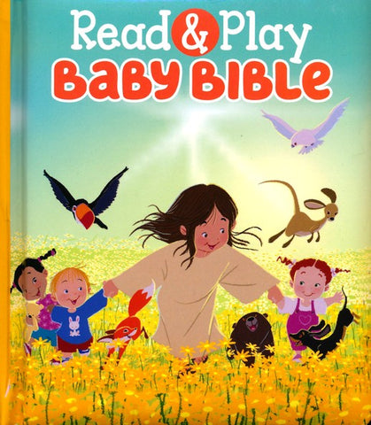 Read and Play Baby Bible Boardbook
