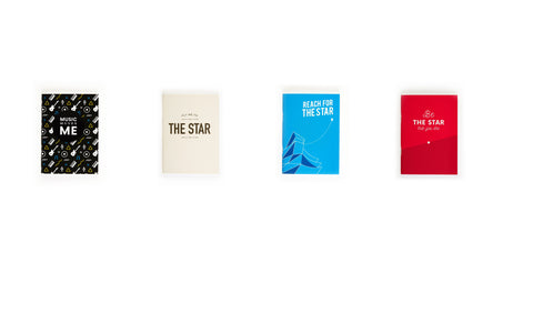 The Star PAC merchandize – Notebooks