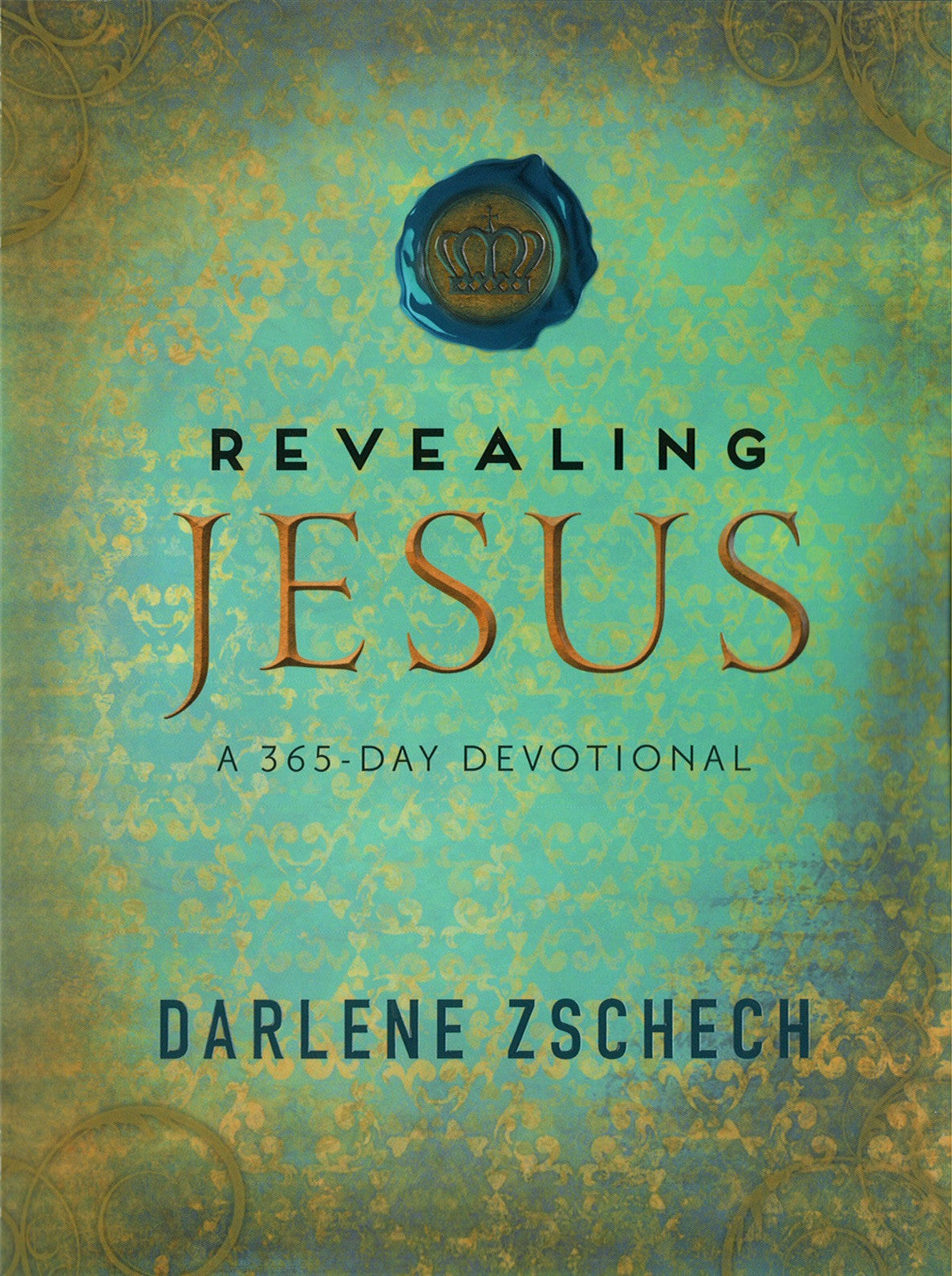 ROCKONLINE | New Creation Church | NCC | Joseph Prince | ROCK Bookshop | ROCK Bookstore | Star Vista | Devotional | Daily Devo | Christian Living | Worship | Faith | God's Word | Scriptures | God's Love | Revealing Jesus 365-Day Devotional by Darlene Zschech | Free delivery for Singapore Orders above $50