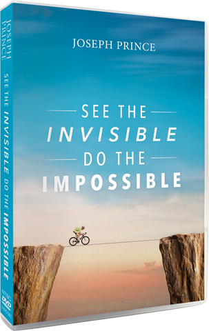 See The Invisible, Do The Impossible