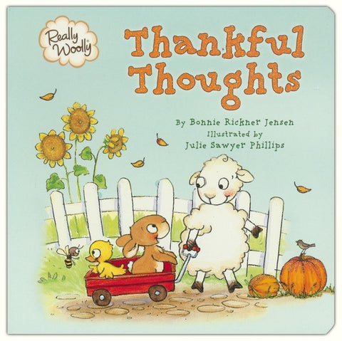 Really Woolly Thankful Thoughts, Board Book