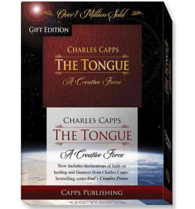 ROCKONLINE | New Creation Church | NCC | Joseph Prince | ROCK Bookshop | ROCK Bookstore | Star Vista | The Tongues: A Creative Force | Gift Edition | Charles Capp | Free delivery for Singapore Orders above $50.