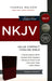 ROCKONLINE | New Creation Church | NCC | Joseph Prince | ROCK Bookshop | ROCK Bookstore | Star Vista | NKJV | NKJV Value Compact Thinline Bible | Burgundy Leathersoft | Bible | Free delivery for Singapore Orders above $50.