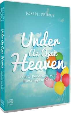 Under An Open Heaven ─ Freely Receiving Your Blessings In Christ
