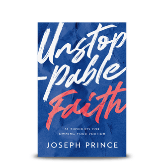 ROCKONLINE | New Creation Church | Joseph Prince | ROCK Bookshop | NCC | Christian Living | Unstoppable Faith—31 Thoughts For Owning Your Portion | Caleb | Victorious Living | Christian Living | Devotional | Free shipping for Singapore orders above $50
