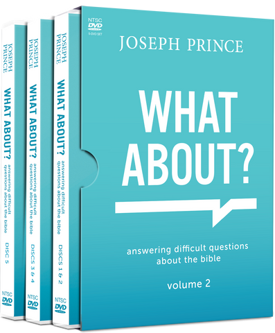 What About? Answering Difficult Questions About The Bible—Volume 2 (DVD Album)