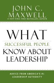 ROCKONLINE | New Creation Church | NCC | Joseph Prince | ROCK Bookshop | ROCK Bookstore | Star Vista | What Successful People Know About Leadership | Leadership | John Maxwell | Free delivery for Singapore Orders above $50.