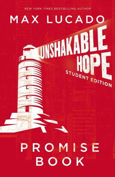 ROCKONLINE | New Creation Church | NCC | Joseph Prince | ROCK Bookshop | ROCK Bookstore | Star Vista | Unshakable Hope Promise Book | Max Lucado  | Student Edition | Free delivery for Singapore Orders above $50.