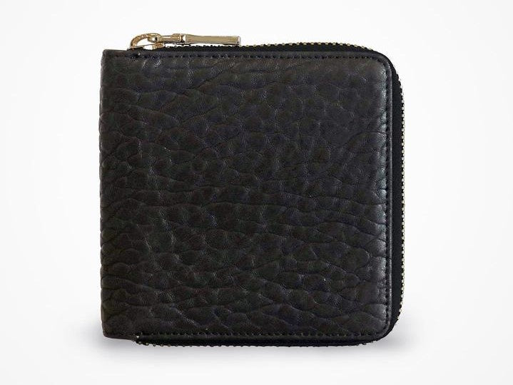 Atlas Bubble Wallet - Black