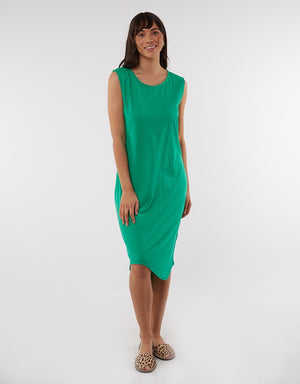 Wonderland Dress - Green