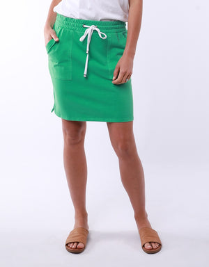Evergreen Skirt - Green