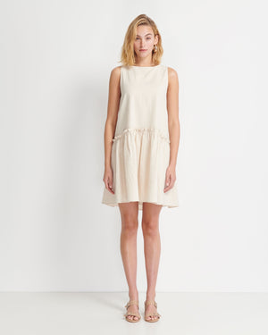 Calinda Dress - Natural