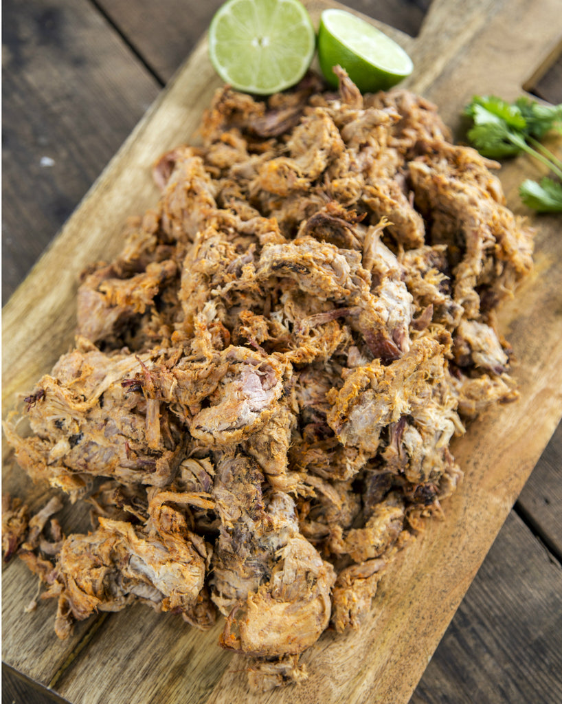 Pasture-Raised, Fully Cooked Pulled Pork