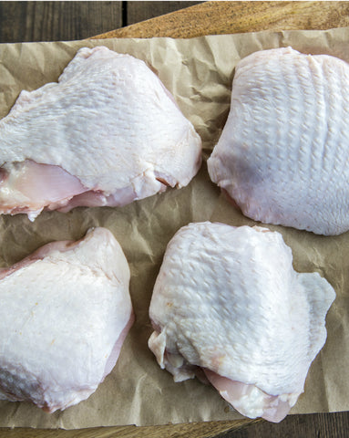Chicken Thighs (~1 lb)
