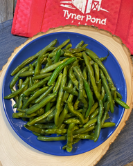 Souder Farms Frozen Green Beans (1 lb package)