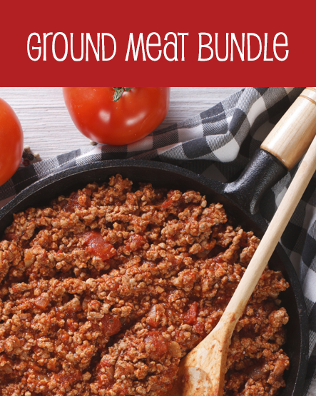 Ground Meat Bundle