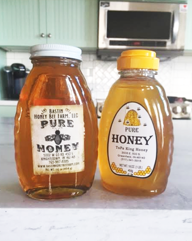Honey - Local  (16 oz.)
