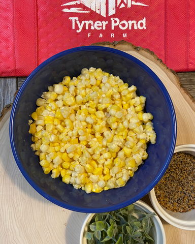 Souder Farms Sweet Corn 🌽 (~1 lb)