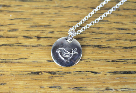 Partridge Necklace