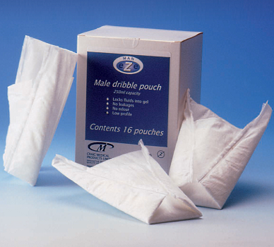 Maneze Male Incontinence Pouches