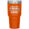 Hold My Drink Laser Etched 30oz Tumbler