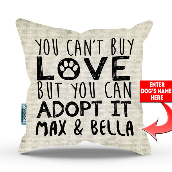 Personalized You Can T Buy Love But You Can Adopt It