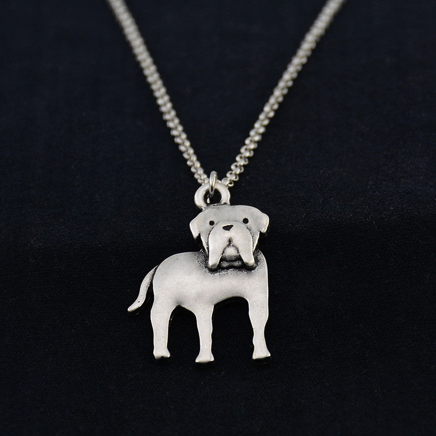 Mastiff 3D Necklace – DS