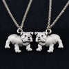 English Bulldog 3D Necklace – DS