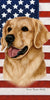 Golden Retriever Beach Towel - 30