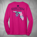 MF7798-4 Southern Plaid Florida Longsleeve Sanibel Island