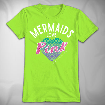 MF8066-ROA Mermaids Love Pink