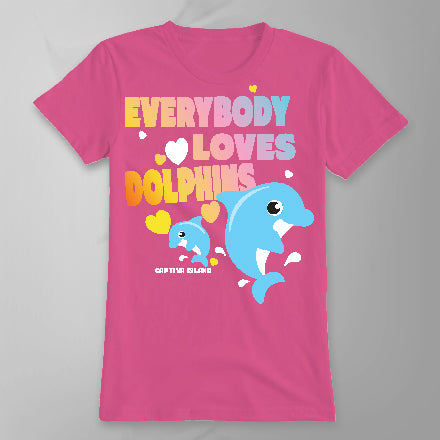 MF8153-2 Everybody Loves Dolphins