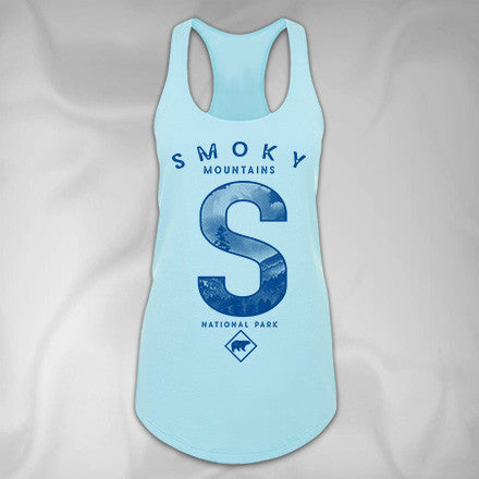MF8189-3 The Initial Icon Pines Ideal Tank Smoky Mountains