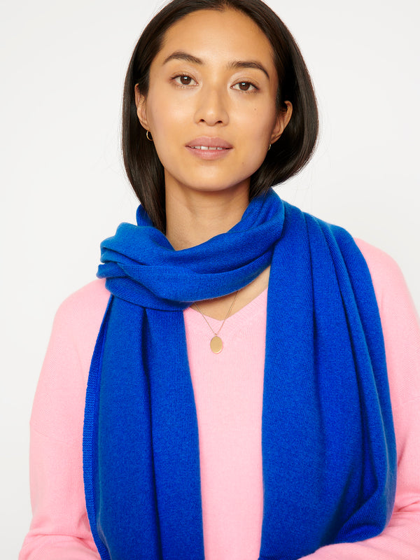 Essential Electric Cashmere Scarf