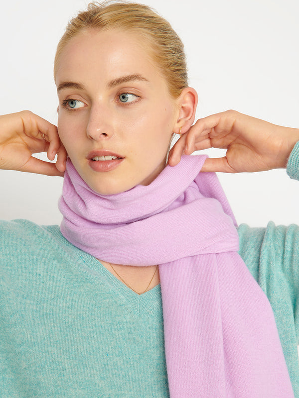 Essential Parma Ice Cashmere Scarf