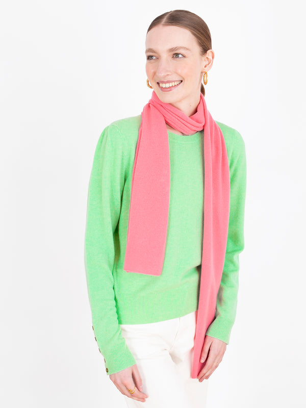 Small Essential Florida Cashmere Scarf