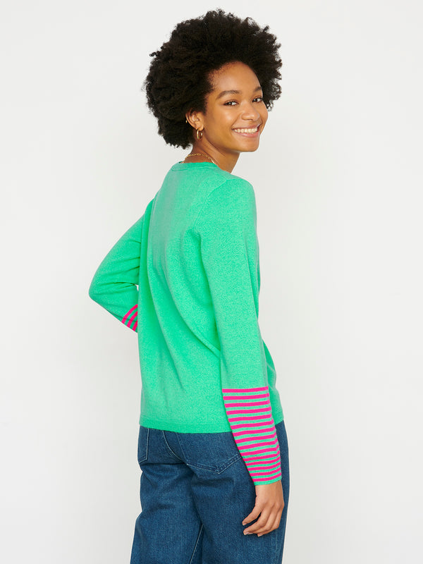 Ciara Spearmint Jumper