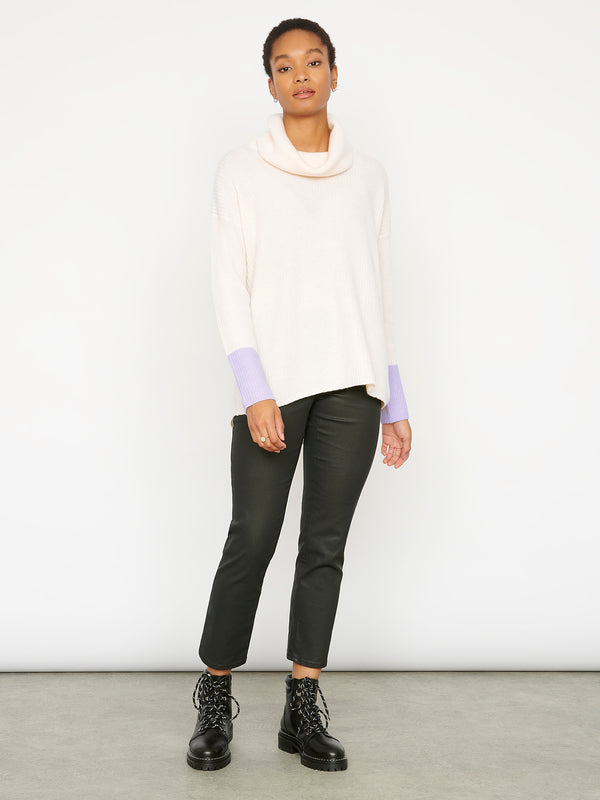 Selene Cream Jumper