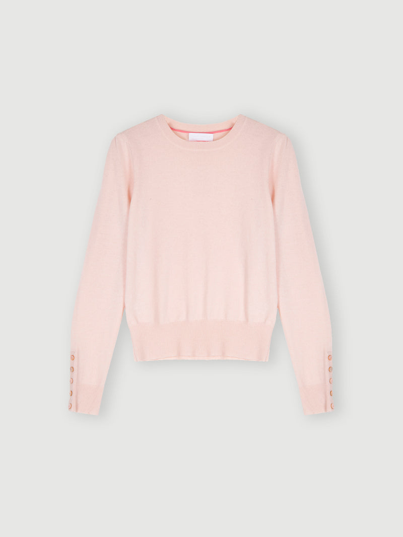 Essential Cologne Crew Neck Cashmere Jumper