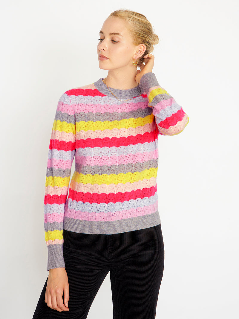 Camille Grey Jumper