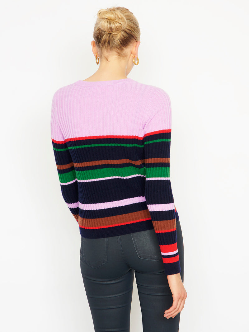Vivi Navy Stripe Jumper
