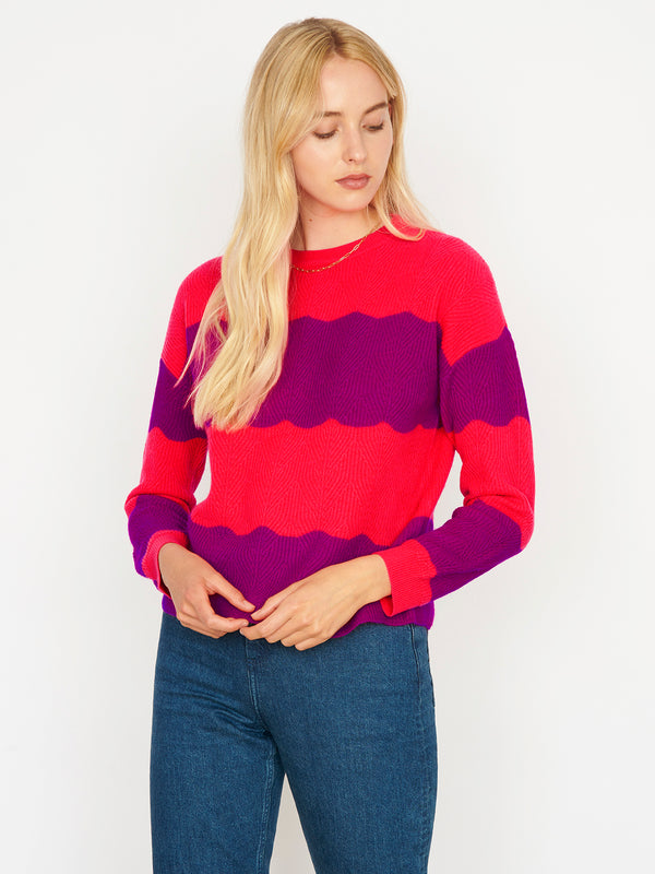 Sky Frida Jumper