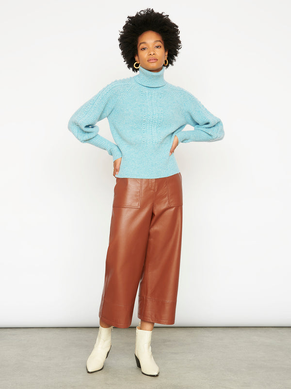 Nia Duck Egg Jumper